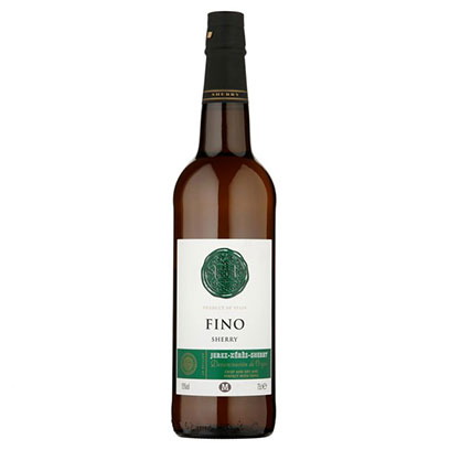 Cooking Wines: Fino Sherry
