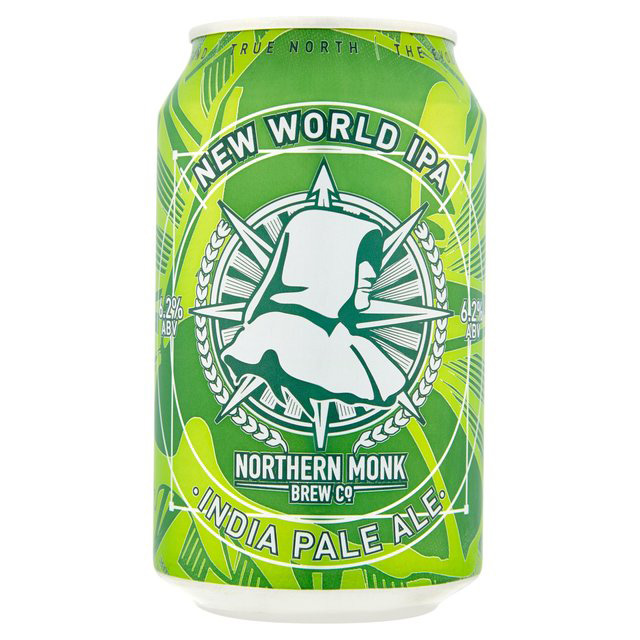 Craft Beer Cans New World