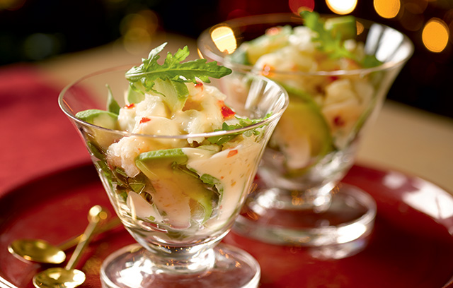 Christmas Starters.Christmas Starter Ideas You Can Wrap Up In 10 Minutes