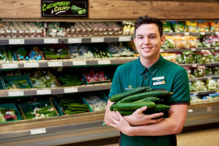 Naked Cucumbers Now Available At Morrisons