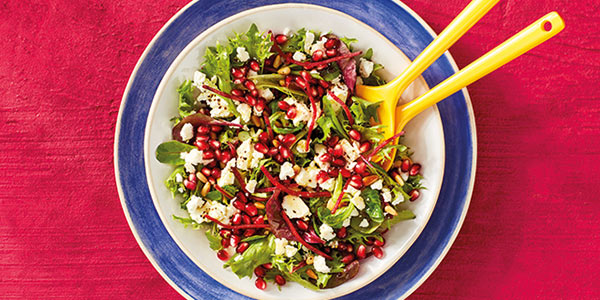 BBQ Salads - Pomegranate