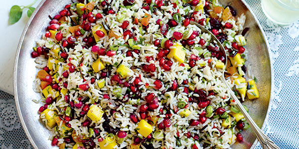 BBQ Salads - Jewelled
