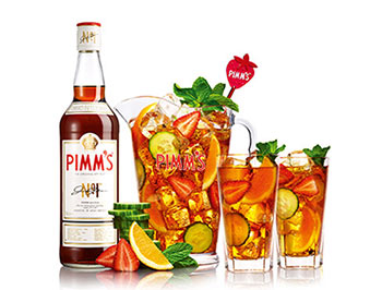 Pimm's Cocktail Ideas
