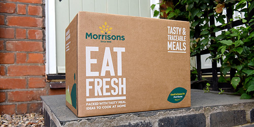 Eat Fresh Recipe Box Subscriptions