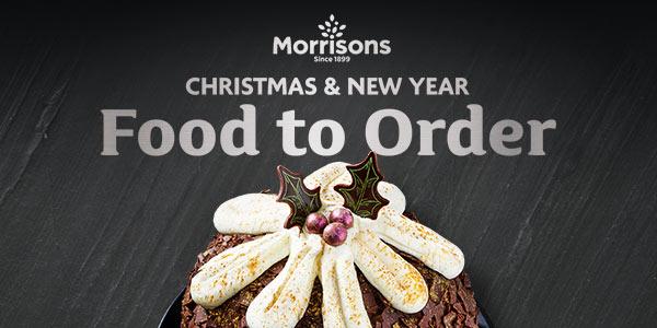 Christmas Food To Order