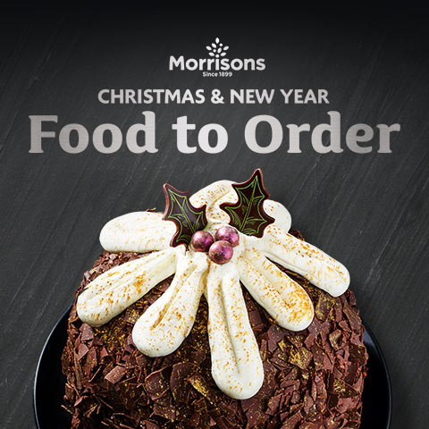 Christmas Dessert Ideas And Inspiration From Morrisons