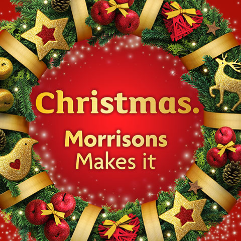 morrison christmas trees christmas dinner ideas and inspiration from morrisons 3166
