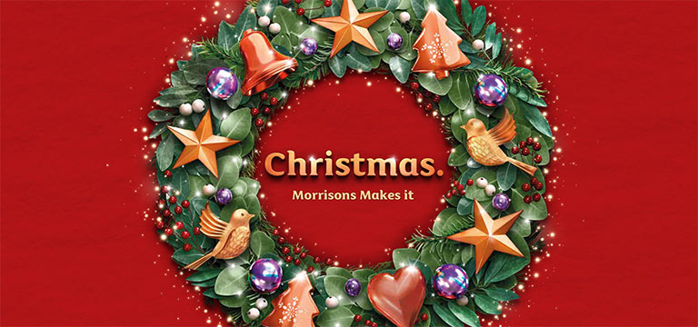 It Christmas.Christmas Dinner Ideas And Inspiration From Morrisons