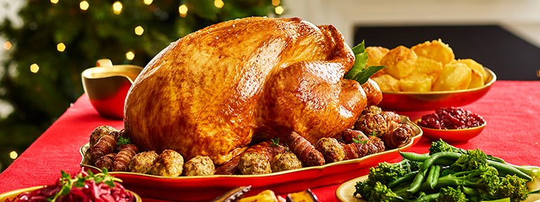Christmas Dinner Pictures.Christmas Dinner Ideas And Inspiration From Morrisons