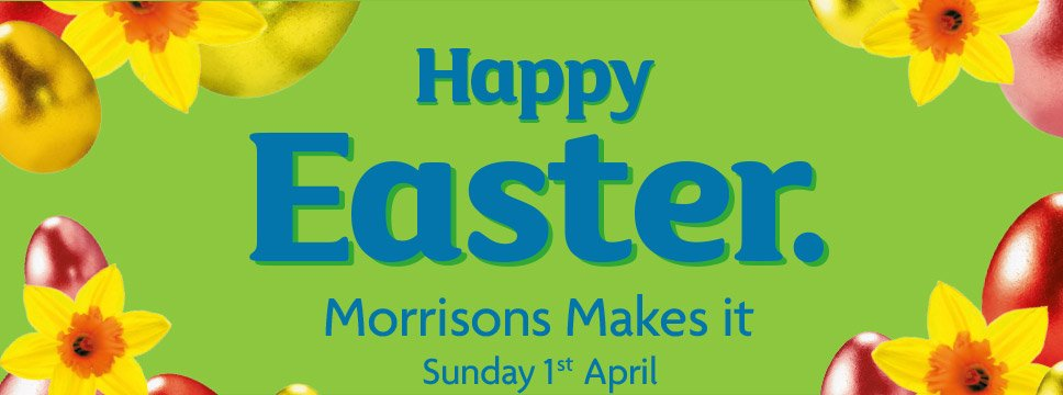 Easter ideas and inspirations morrisons article header image negle