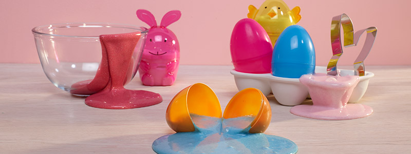 Easter crafts to try over the holidays morrisons how to make slime this easter negle Gallery