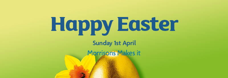 Easter ideas and inspirations morrisons shop online for easter negle Gallery