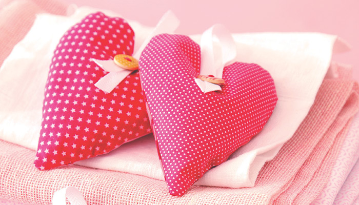 Things To Make For Mother's Day - Hearts