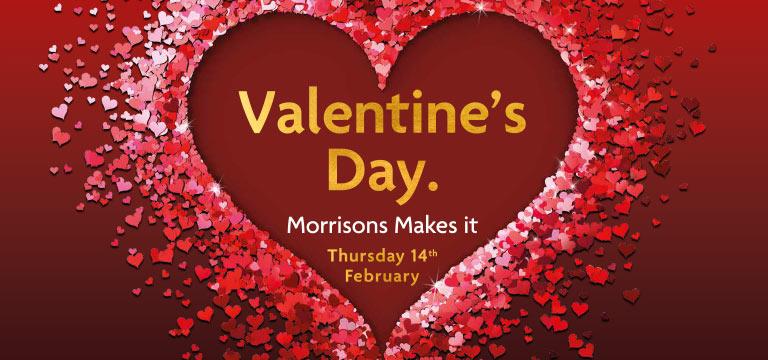 Valentines Day 2019 Morrisons