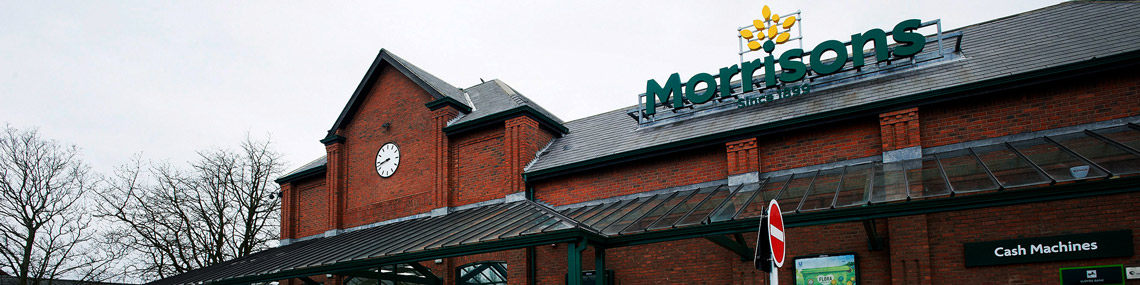 Morrisons Selby Store Details